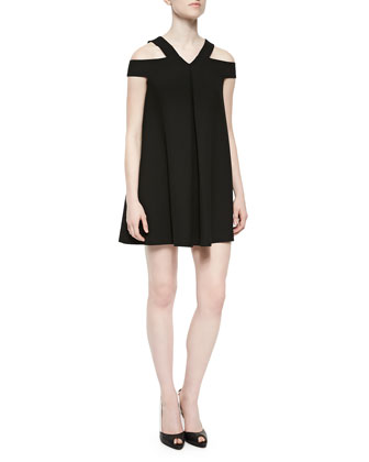 Weston Off-the-Shoulder Mini Dress