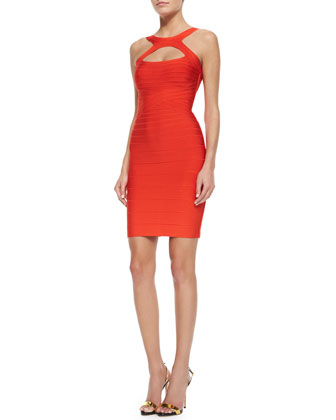 Skylor Signature Essential Cutout Dress
