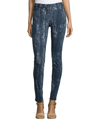Citi-Stretch Denim Jeans, Marine