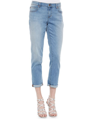 Stretch Boyfriend Jeans