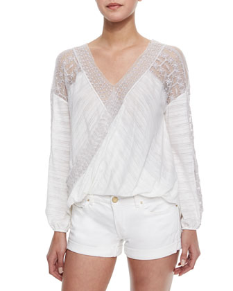 Valley City Sheer-Trim Top