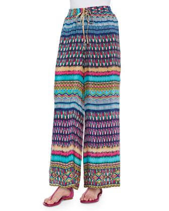 Olivia Wide-Leg Pants