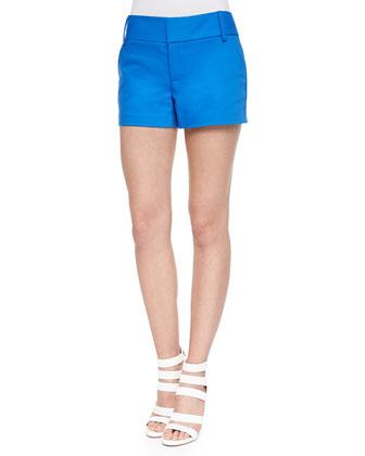 Signature Cady Shorts