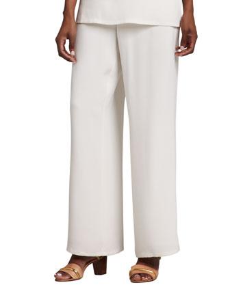 Wide-Leg Pants, Women's