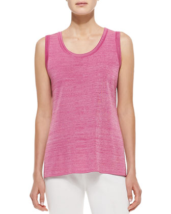 Melange Knit Tank, Women's