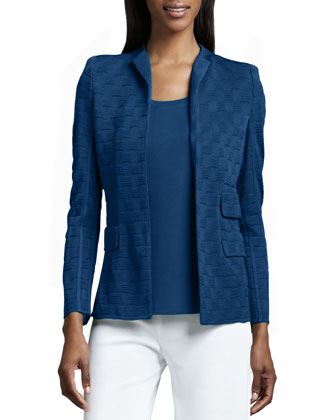 Lilly Textured Jacket