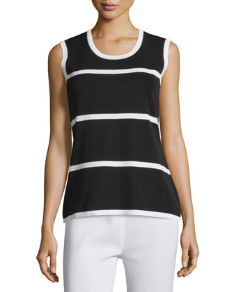 Striped Tank, Women's
