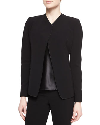 Kimmy Jacket W/ Jersey Combo