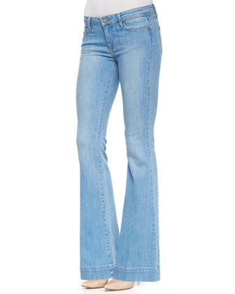 Fiona Flare Jeans, Maddie