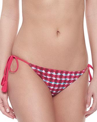 Sonda Reversible Swim Top, Bottom & Fold-Over Skirt/Dress Coverup