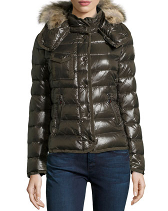 Armco Celsie Puffer, Olive