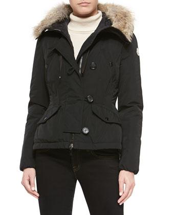 Ayroco Fur-Hood Anorak Jacket