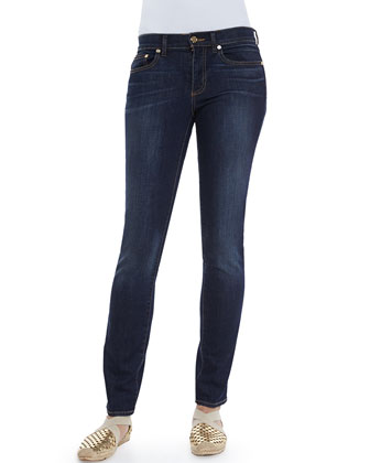 Skinny Basic Low-Rise Jeans