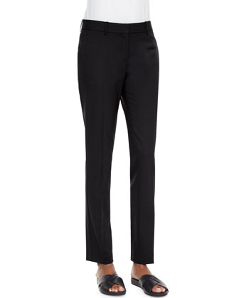 Preen V-Neck Merino Cardigan & Edition Super Slim Straight Pants