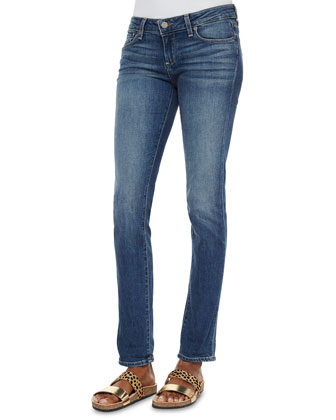 Tammy Beaded Georgette Tank & Jimmy Jimmy Skinny Jeans
