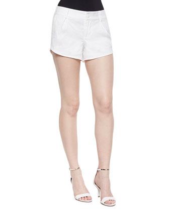 Butterfly Poplin Shorts