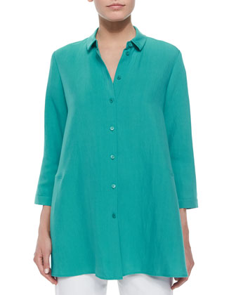 Ardene 3/4-Sleeve Long Blouse
