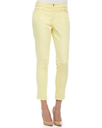 Audrey Slim Ankle Jeans, Women's