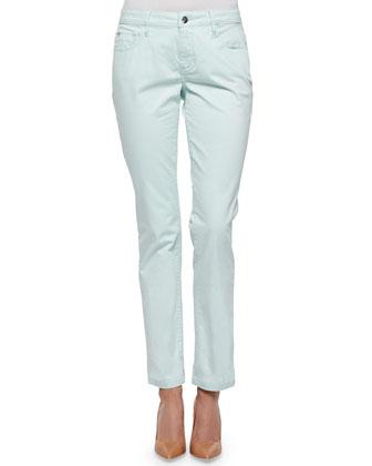 Diane Rolled Carmel Jeans