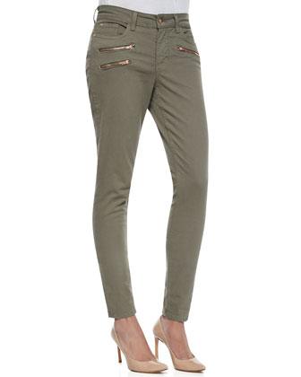Ami Super Skinny Twill Pants