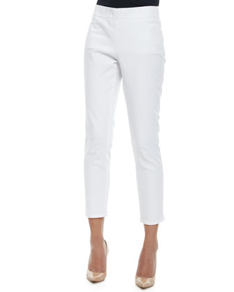 Millie Pull-On Super Wash Ankle Jeans