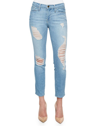 Le Skinny Cropped Jeans, Georgiana