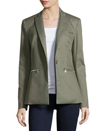 Cutaway Jacket