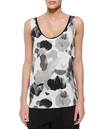 Resolve Belted Jacket, Crypsis-Print Jersey Tank & Resolve Drawstring Ankle ...