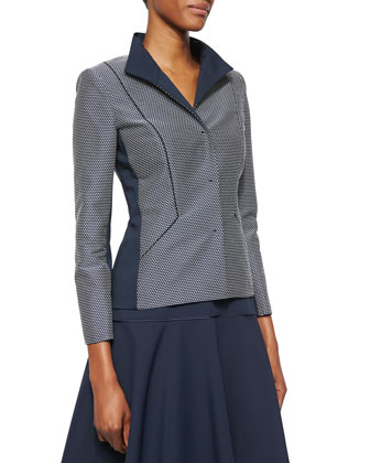 Laryn Portico Weave Jacket
