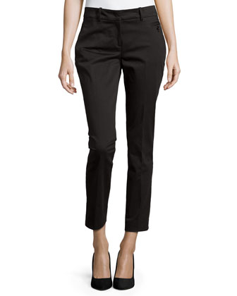 Sam Skinny Pants, Black