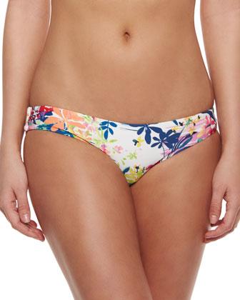 Neutra Strappy-Back Swim Top, Neutra Hipster Swim Bottom & Paloma Seamless ...