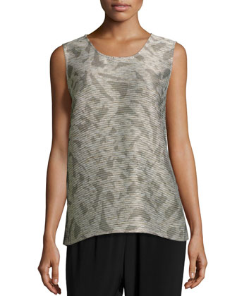 Natural Shadow Tank, Women's