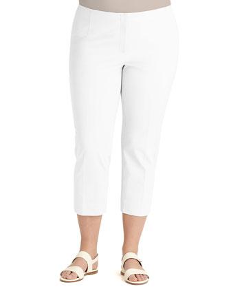 Cropped Bleecker Pants, Women's
