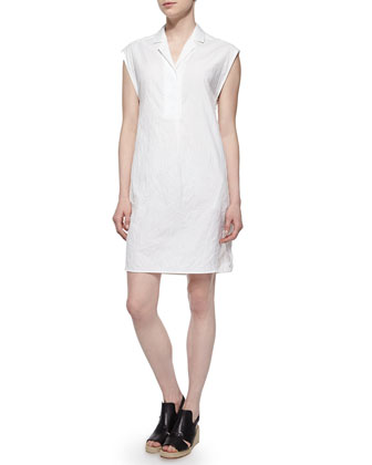 Baron Short-Sleeve Dress