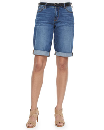 Honor Rolled Bermuda Shorts