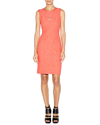 Feliz Sleeveless Sheath Dress