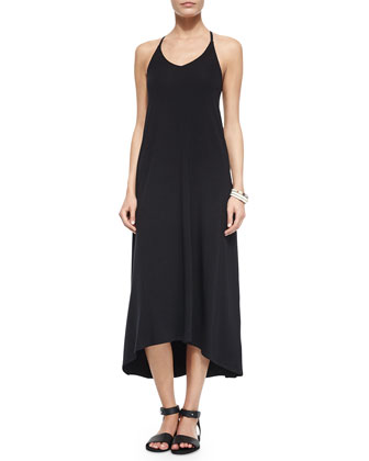 Fisher Project Jersey Racerback Maxi Dress