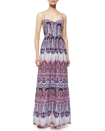 Verona Graphic Maxi Dress, Joplin
