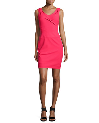 Penelope Stretch Sheath Dress