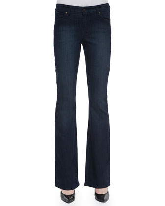 Grace Boot-Cut Jeans, Princeville Wash