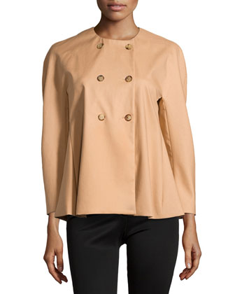 Mac Swing Jacket, Suntan