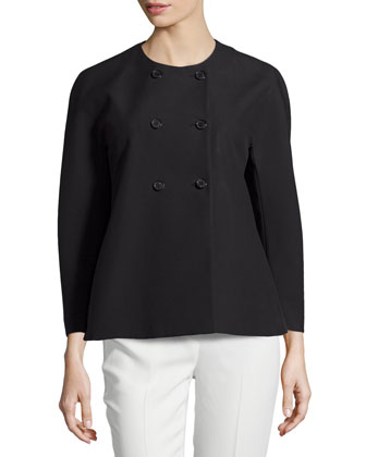 Mac Swing Jacket, Black