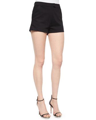Neri Dress Shorts, Black