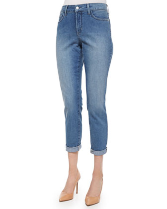 Nichelle Ankle Cuffed Jeans