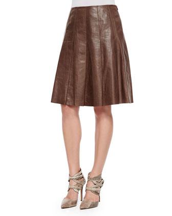 Felice Reversible Cashmere Coat, Long-Sleeve Cashmere Turtleneck & Rayden ...