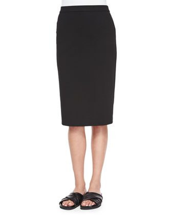 Lijnek Pencil Skirt