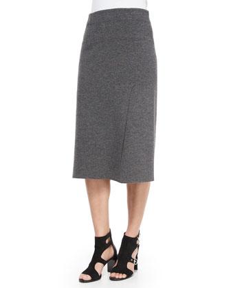Alanna Sleeveless Merino Top & Skirt