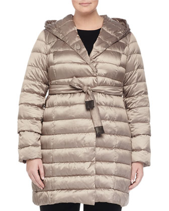 Zermatte Quilted Belted Travel Jacket, Women's