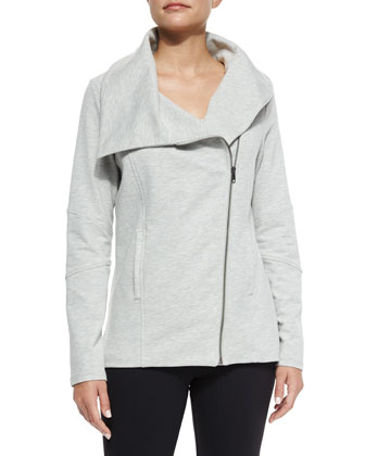 City/Sport Cozy Moto Jacket