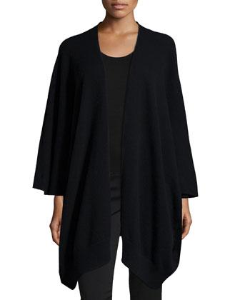 Cashmere Kimono Shawl